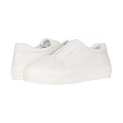 J/Slides レディース 女性用 シューズ 靴 スニーカー 運動靴 Heidi - White Nubuck