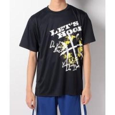 s.a.gear(セール)s.a.gear(エスエーギア)バスケットボール メンズ 半袖Tシャツ 半袖グラフィックTEE LETS SA-S20-003-004 メンズ ネイビー