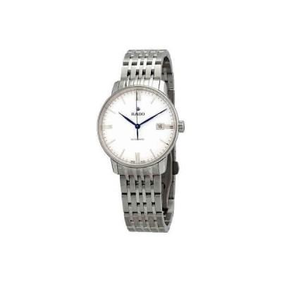 腕時計 ラドー メンズ Rado Coupole Classic Automatic Silver Dial Men's Watch R22860074