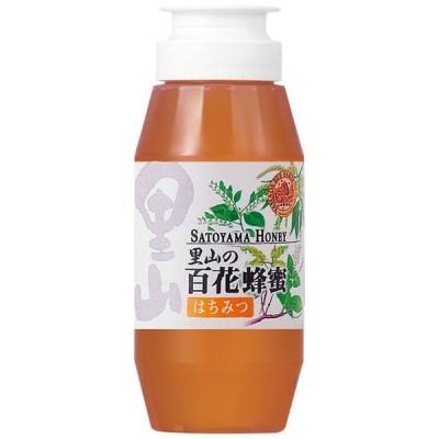 山田養蜂場 里山の百花蜂蜜【国産】300gプラ容器入 はちみつ ギフト