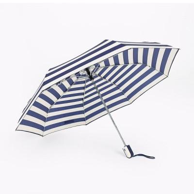 女の子 男の子 折りたたみ傘 クリエイティブネイビー 折り畳み傘 キッズ ジュニア 安全 簡単 通学 通勤