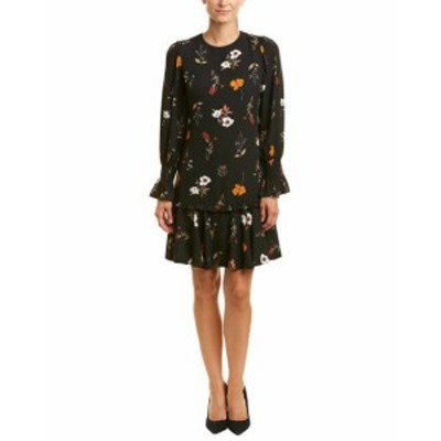 Donna Morgan ドナモーガン ファッション ドレス Donna Morgan Shift Dress 6 Black