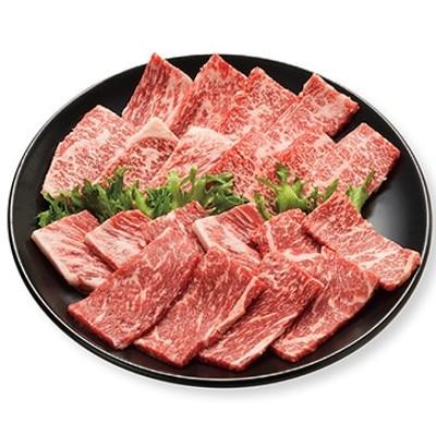 国産黒毛和牛 焼肉用300gバラ150g モモ150g