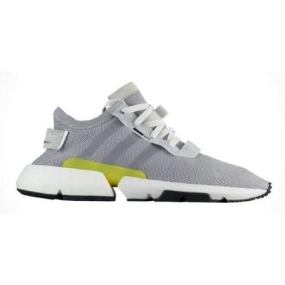 アディダス メンズ adidas Originals POD-S3.1 スニーカー ランニングシューズ Grey/Grey/Shock Yellow
