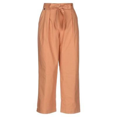 マニラ グレース MANILA GRACE パンツ あんず色 40 コットン 100% パンツ