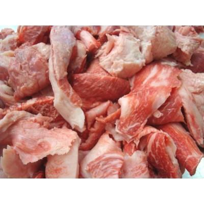 純国産 黒毛和牛100% 牛すじ肉 500g
