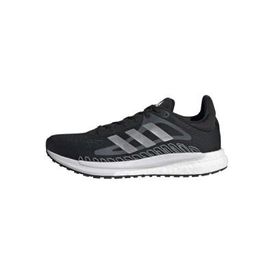 アディダス シューズ レディース ランニング TERREX AX3 GORE-TEX MID - Neutral running shoes - black