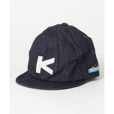 THE BAREFOOT / 【 KAVU / カブー 】KIDS BASEBALL CAP キャップ KIDS 帽子 > キャップ