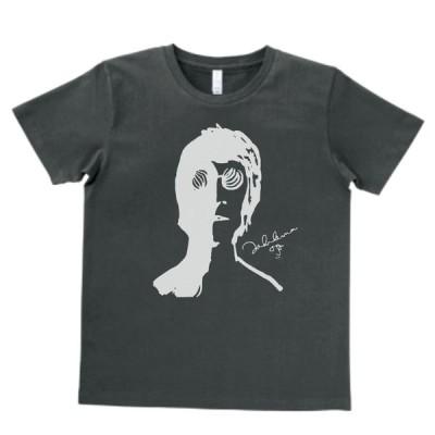 バンド ロック Tシャツ ジョンレノン John  Lennon スモーク MLサイズ