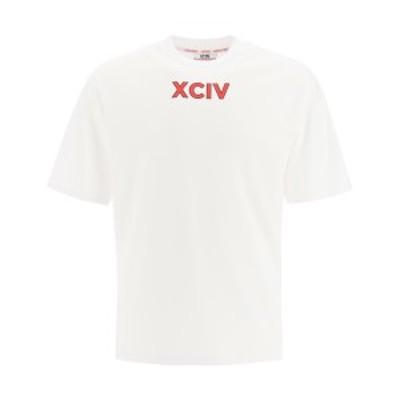GCDS/ジーシーディーエス Tシャツ メンズ 秋冬2020 FW21M020099 【関税・送料無料】【ラッピング無料】 ik