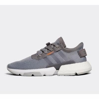 アディダス adidas Originals メンズ スニーカー シューズ・靴 pod-s3.1 trainer Grey/White/Orange