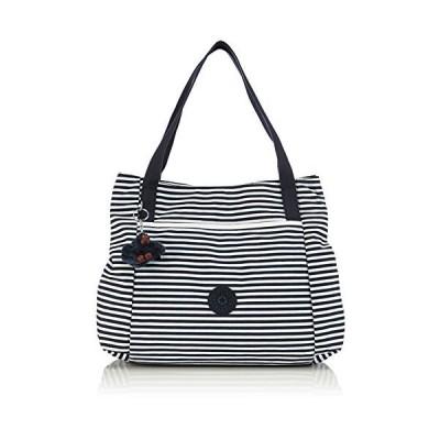 Kipling Women's Pravia Shoulder Bag Marine Pr C 並行輸入品