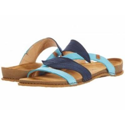El Naturalista エルナチュラリスタ レディース 女性用 シューズ 靴 サンダル Panglao N5812 Turquesa/Ocean【送料無料】