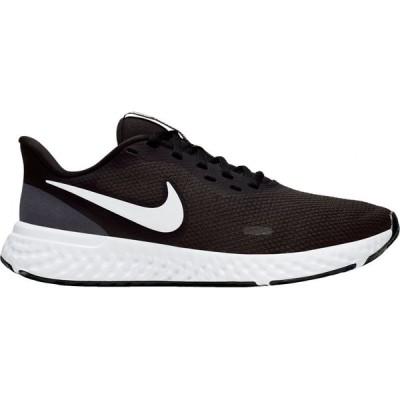 ナイキ Nike レディース ランニング・ウォーキング シューズ・靴 Revolution 5 Running Shoes Black/White