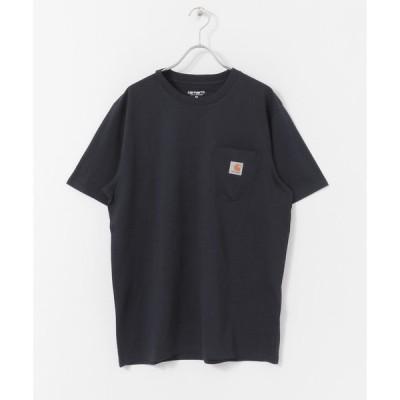 tシャツ Tシャツ 【WEB/一部店舗限定】carhartt SHORT-SLEEVE POCKET T-SHIRTS