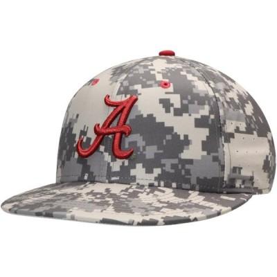 ユニセックス スポーツリーグ アメリカ大学スポーツ Alabama Crimson Tide Nike Performance True Fitted Hat - Camo 帽子