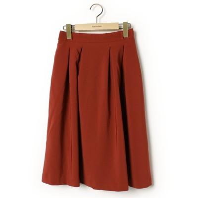 スカート 【GLACIER】フレアスカート