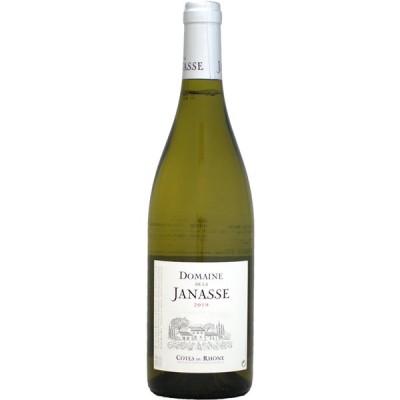 白ワイン wine ドメーヌ・ド・ラ・ジャナス コート・デュ・ローヌ ブラン 2019年 750ml