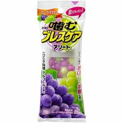 【小林製薬】 噛むブレスケア アソート 25粒入 【フード・飲料】
