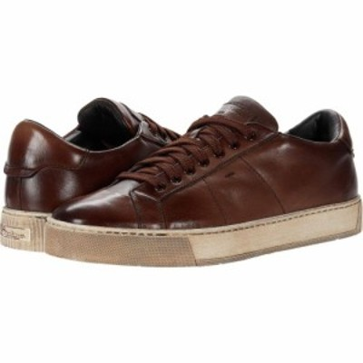 サントーニ Santoni メンズ シューズ・靴 Reef Brown