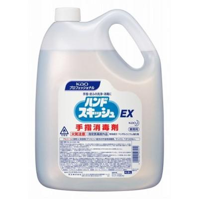 Kao ハンドスキッシュEX 4.5L 1本