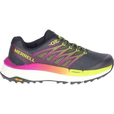 メレル Merrell レディース ランニング・ウォーキング シューズ・靴 Rubato Trail Running Shoe Black