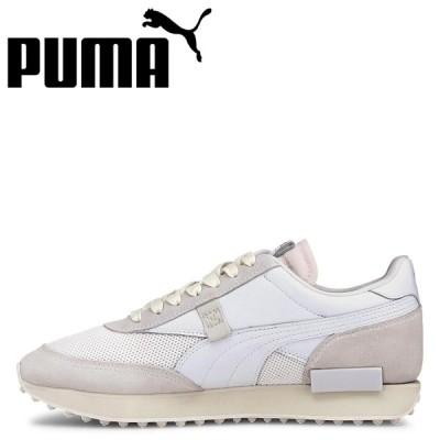 PUMA プーマ フューチャー ライダー スニーカー メンズ FUTURE RIDER LUXE ホワイト 白 374295