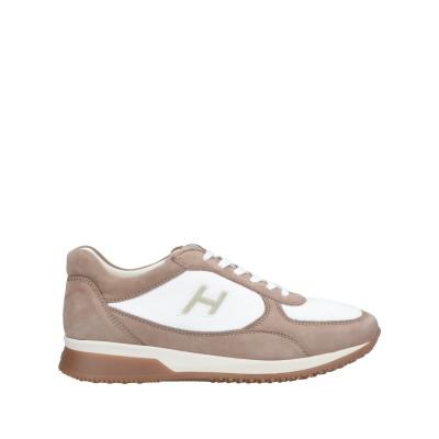 ホーガン HOGAN スニーカー&テニスシューズ(ローカット) サンド 7.5 革 / 紡績繊維 スニーカー&テニスシューズ(ローカット)