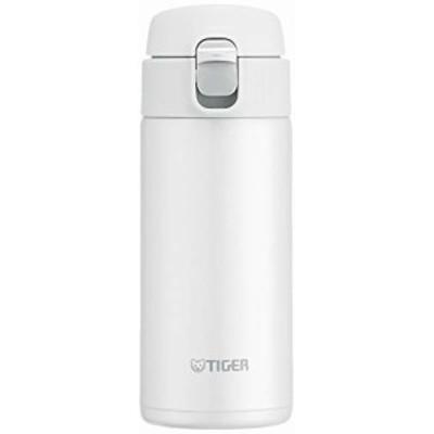 タイガー魔法瓶 水筒 TIGER マグボトル 360ml サハラ ワンタッチ 軽量 MMJ-A362WJ ホワイト