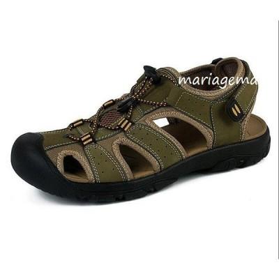 サンダルメンズビーチサンダルメンズ痛くない夏サンダル靴カジュアルシューズ大きいサイズかっこいい歩きやすい夏