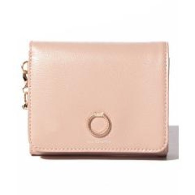 ジルスチュアートエターナル 二つ折り財布