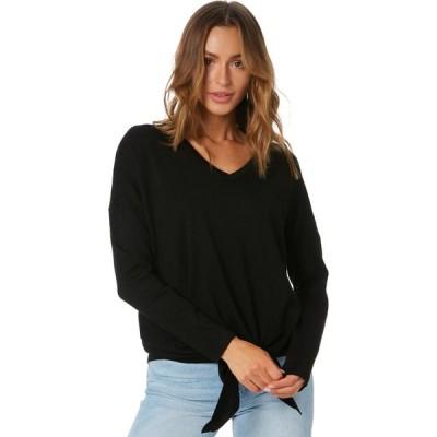 ベティベーシック Betty basics レディース ニット・セーター トップス lane knot sweater Black
