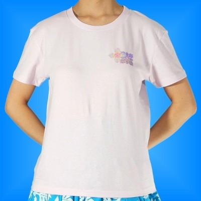 フラダンス Tシャツ XL キルト バック ピンク 553xlp