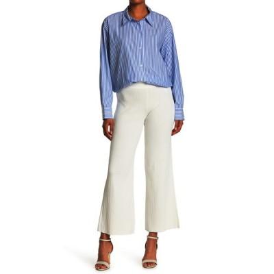 セオリー レディース カジュアルパンツ ボトムス Knit Lounge Pants WHT