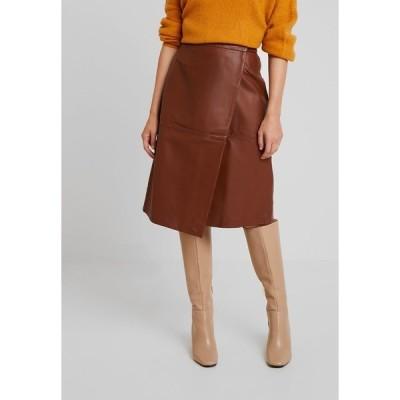 フレンチコネクション スカート レディース ボトムス ABRI KNEE LENGTH SKIRT - A-line skirt - casablanca