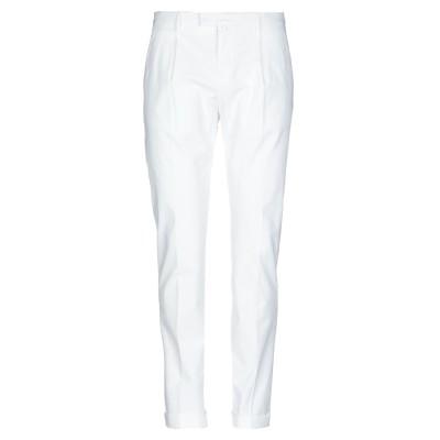 BRIGLIA 1949 パンツ ホワイト 36 コットン 97% / ポリウレタン 3% パンツ