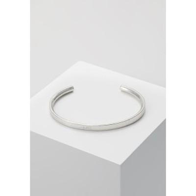 アイコンブランド メンズ ブレスレット・バングル・アンクレット アクセサリー Bracelet - silver-coloured silver-coloured