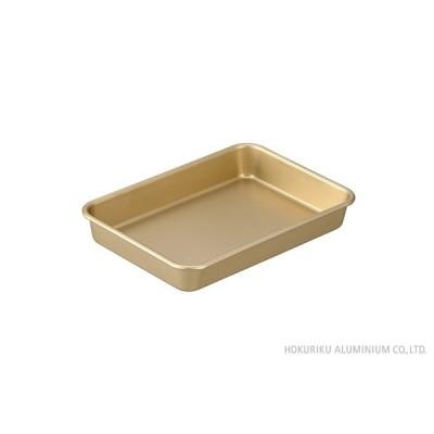 アルミバット (ゴールド) 7号 小伝具 ホクア   《 北陸アルミ しゅう酸 アルミバット 日本製 HOKUA 》