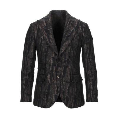 FUTURO テーラードジャケット ファッション  メンズファッション  ジャケット  テーラード、ブレザー ダークブラウン