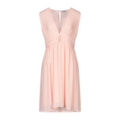 TWENTY EASY by KAOS ミニワンピース&ドレス ライトピンク 44 ポリエステル 100% ミニワンピース&ドレス