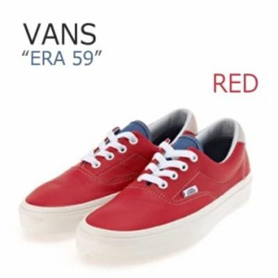 ERA 59 RACING RED/BIJOU BLUE 【バンズ】 【VN0003S4IL3】 シューズ