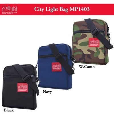 マンハッタンポーテージ シティー ライト バッグ ショルダーバック Manhattan Portage City Light Bag MP1403PL