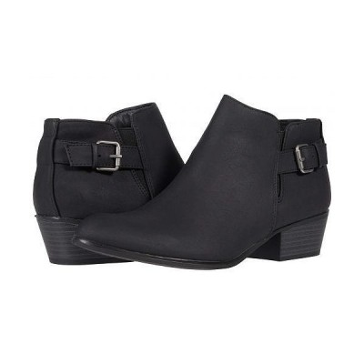 Esprit エスプリット レディース 女性用 シューズ 靴 ブーツ アンクル ショートブーツ Tally - Black PU