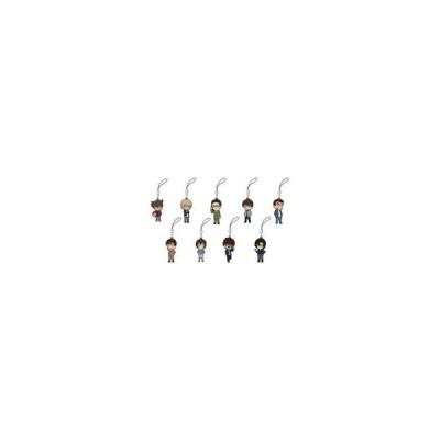 中古ストラップ(キャラクター) 全9種セット 「名探偵コナン ラバーストラップコレクション」