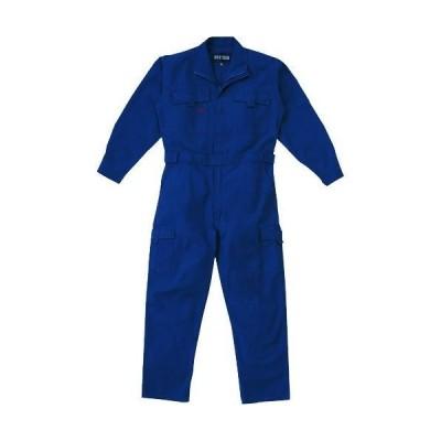 トラスコ中山 tr-1370767 AUTO-BI つなぎ服 4Lサイズ マリンブルー (tr1370767)
