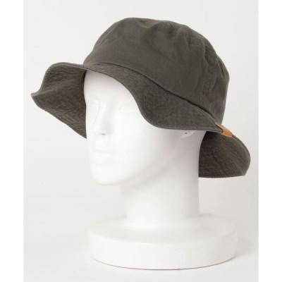 帽子 ハット BEAMS LIGHTS / コットンツイル バケットハット