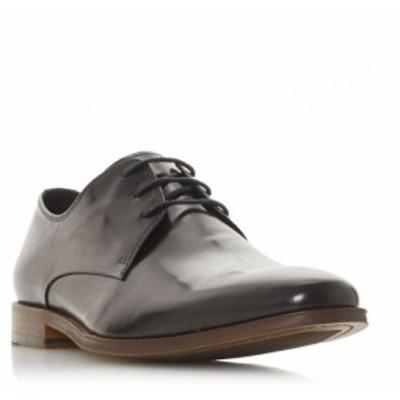 デューン Dune メンズ シューズ・靴 レースアップ Radioactive Lace Up Gibson Shoes Black