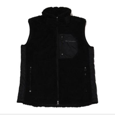 コロンビア COLUMBIA アーチャーリッジベスト [サイズ:S] [カラー:Black] #PM3744-010 ARCHER RIDGE JACKET