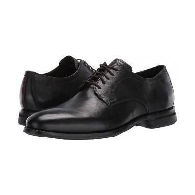 Cole Haan コールハーン メンズ 男性用 シューズ 靴 オックスフォード 紳士靴 通勤靴 Holland Grand Plain Toe Oxford - Black