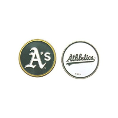 Oakland Athletics A's Golf Ball Marker
